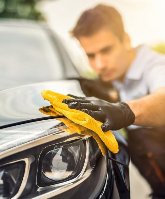 How to properly maintain a car when it is not in use?